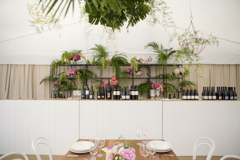private residence wedding, hawthorn. styling by georgeous . photo credit alison mayfield