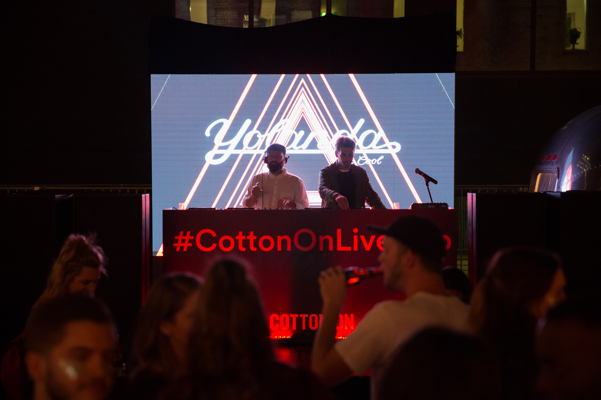 Cotton On Roof Top Party - Notel. PHOTOGRAPHY - JAKE THOMPSON + MATT DUNNE