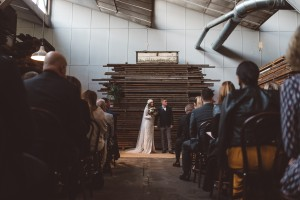 Lauren's Hall Wedding Ceremony