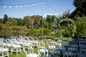 Royal Botanic Gardens Ceremony