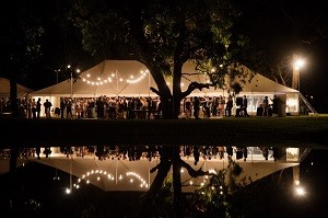 Sarah & Tyson's Amazing Rustic Wedding